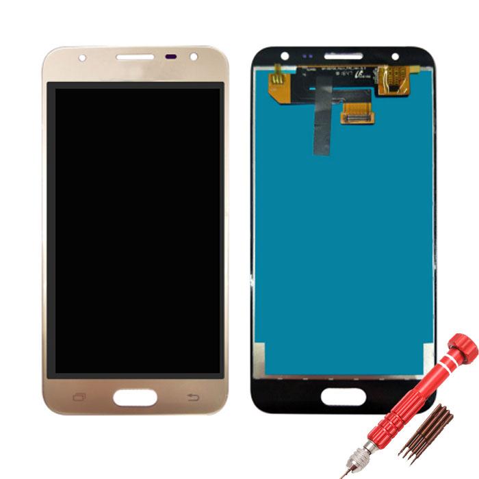 ราคาหน้าจอชุดเทียบงานแท้ Samsung J5 PRIME แถมฟรีไขควง ชุดแกะเครื่อง+กาวติดหน้าจอ