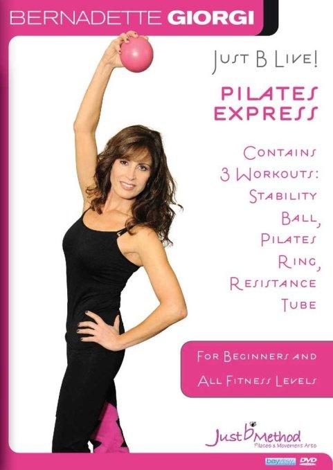 Pilates Express with Bernadette Giorgi