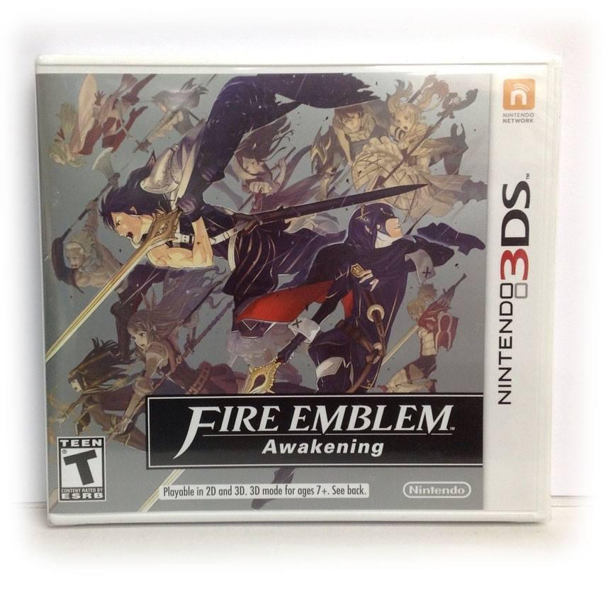 3DS (US) Fire Emblem: Awakening