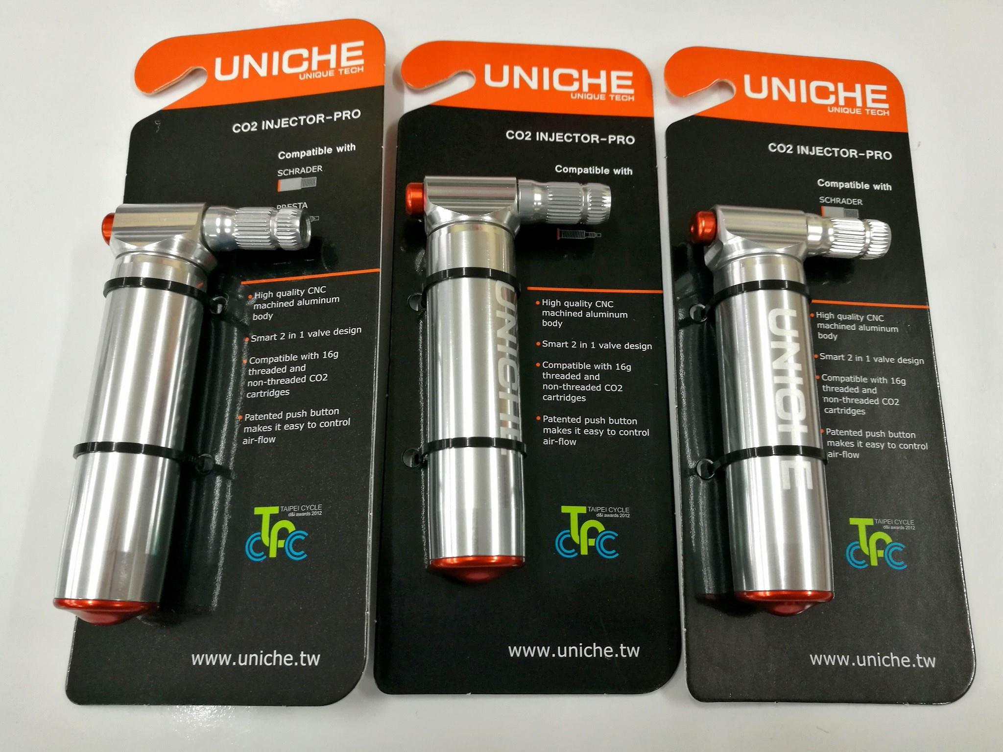 uniche สูบCO2 พร้อมแก๊ส 1 หลอด
