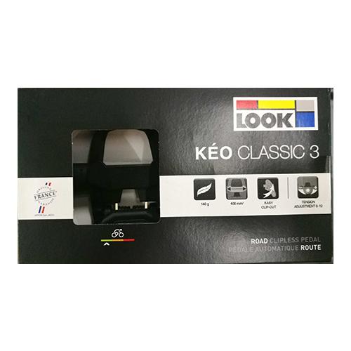 บันไดเสือหมอบ Look Keo Classic 3
