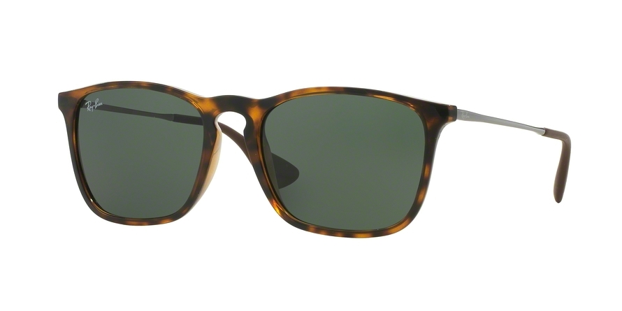Ray Ban RB4187F 710/71 LIGHT HAVANA Green
