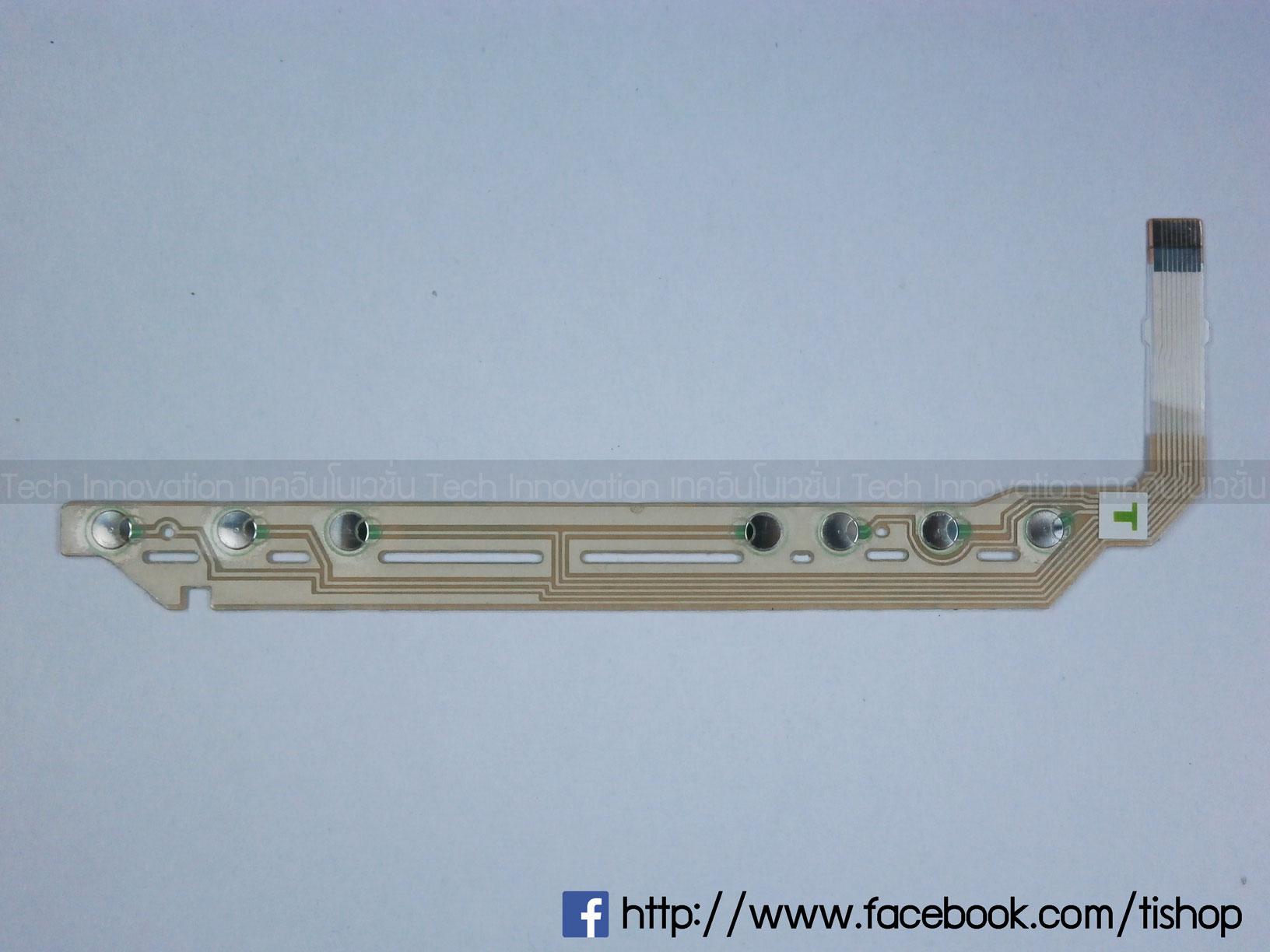 PSP1000 แผงวงจรควบคุมฟังค์ชั่น (กลาง)