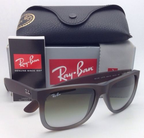 Ray Ban RB4165F 854/7Z Justin Brown Frame