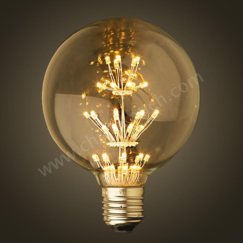 หลอดไฟเอดิสัน Led รุ่น G125-LED-3W