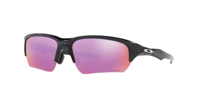 Oakley OO9372-05 POLISHED BLACK Prizm Golf