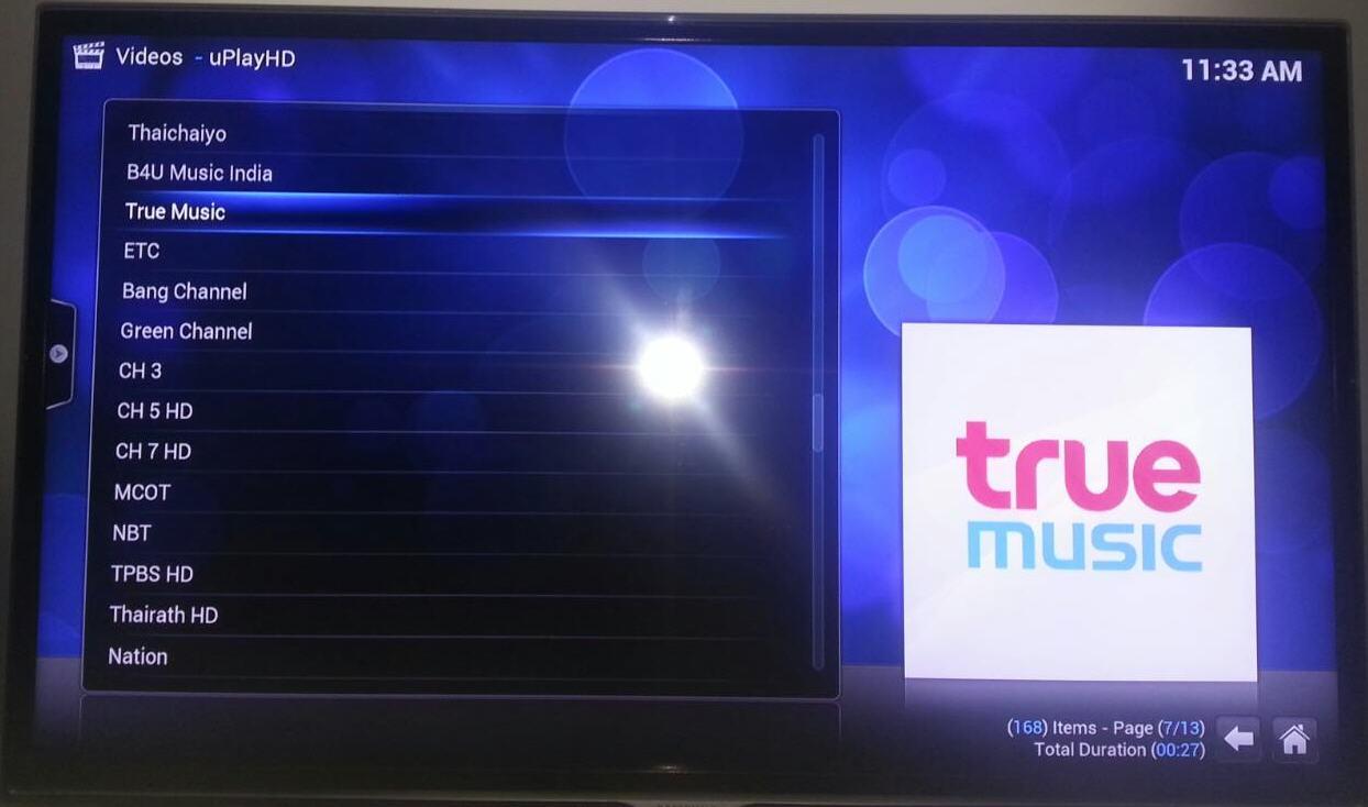 TV uPlayHD