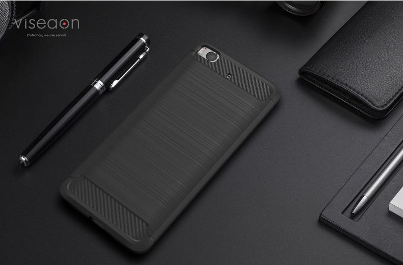 เคส Xiaomi Mi5s Soft TPU (ฺสีเทา)