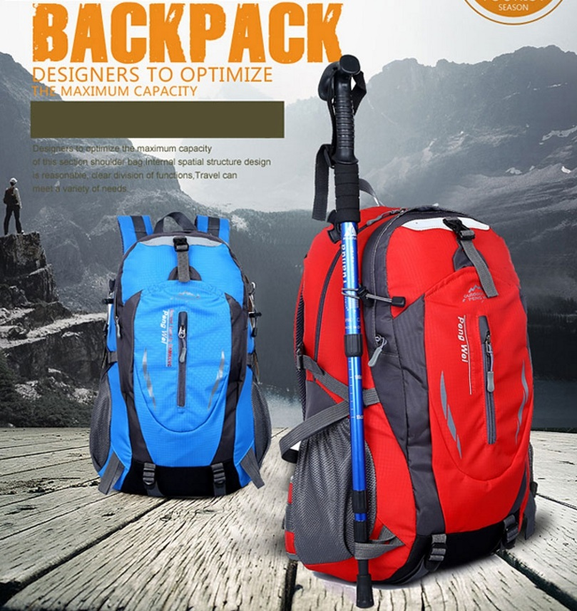 กระเป๋า Backpack Sport Comfort 40L