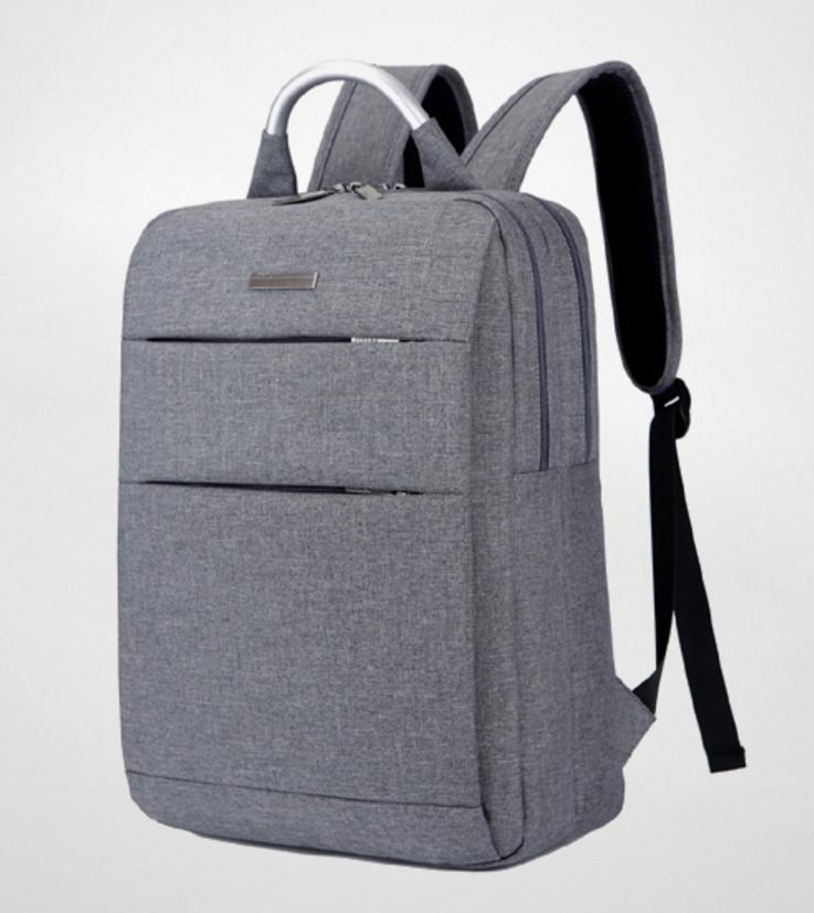 กระเป๋าเป้ Notebook New style super quality (สีเทา)
