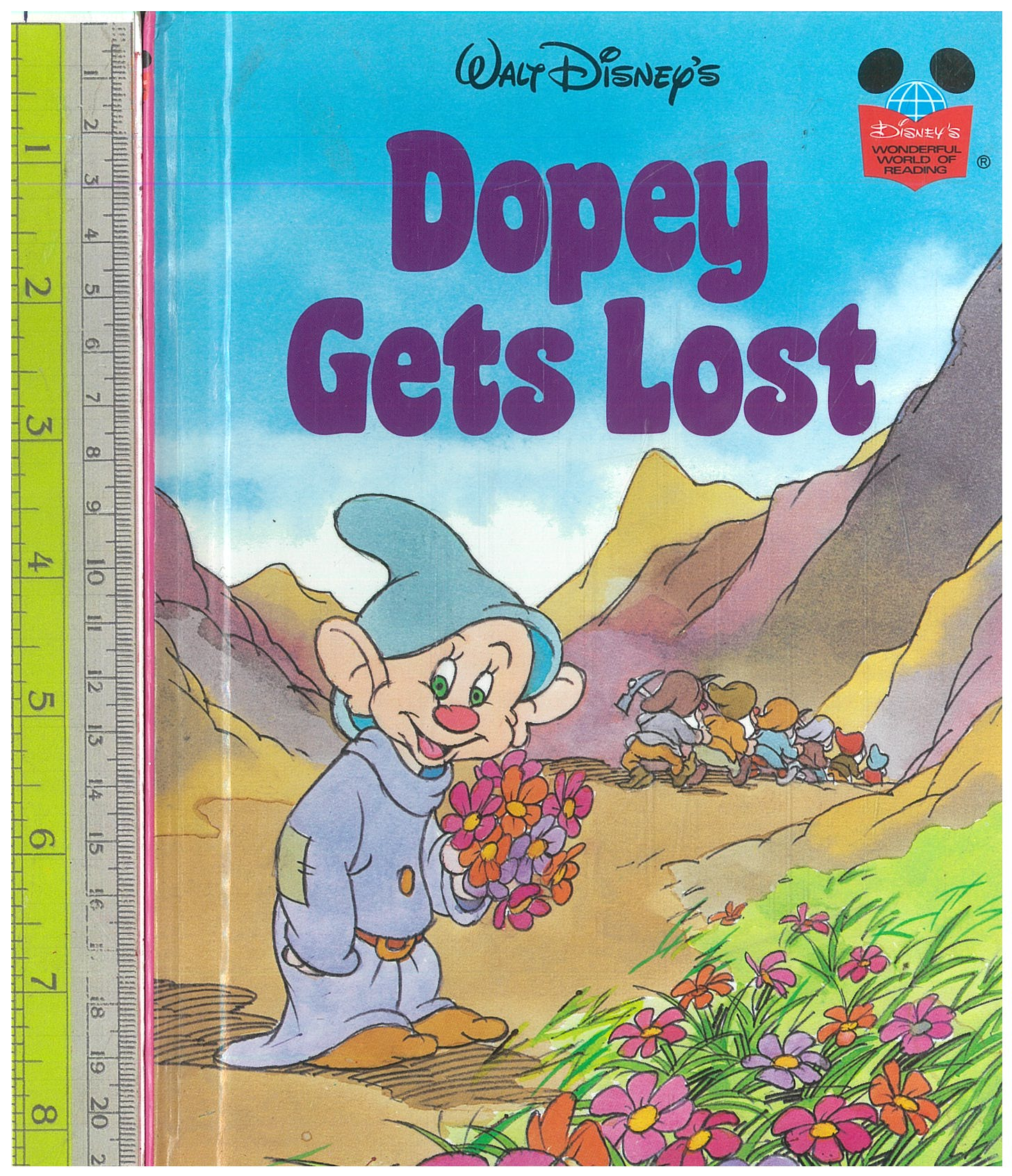 Dopey Gets Lost