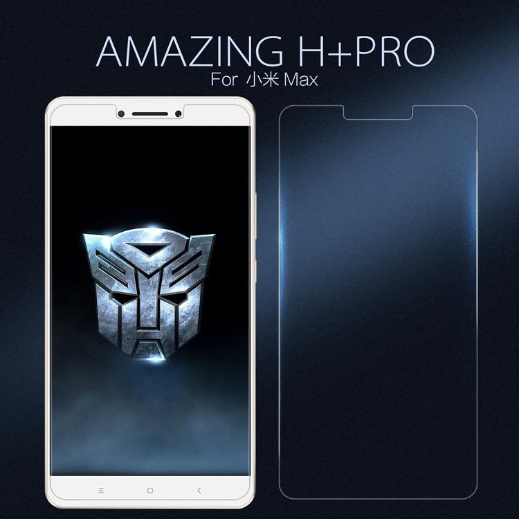 Xiaomi Mi Max / Mi Max 2 ฟิล์มกระจกนิรภัย Nillkin H+ Pro บาง 0.2mm (ไม่เต็มจอ)