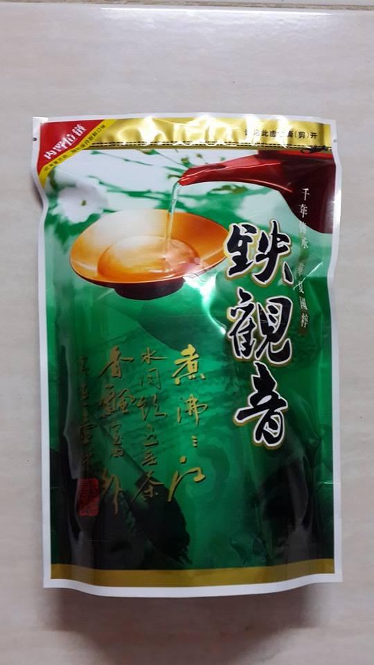 ชาอู่หลงเกรด A เบอร์ 17 พรีเมี่ยม น้ำหนัก 200 กรัม
