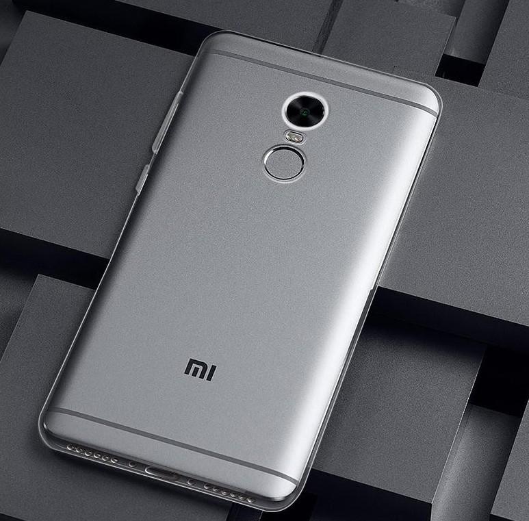 เคส Xiaomi Redmi Note 4 DFIFAN TPU แบบนิ่ม สีใส