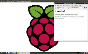 Install Web Server & PHP ด้วย Raspberry-pi