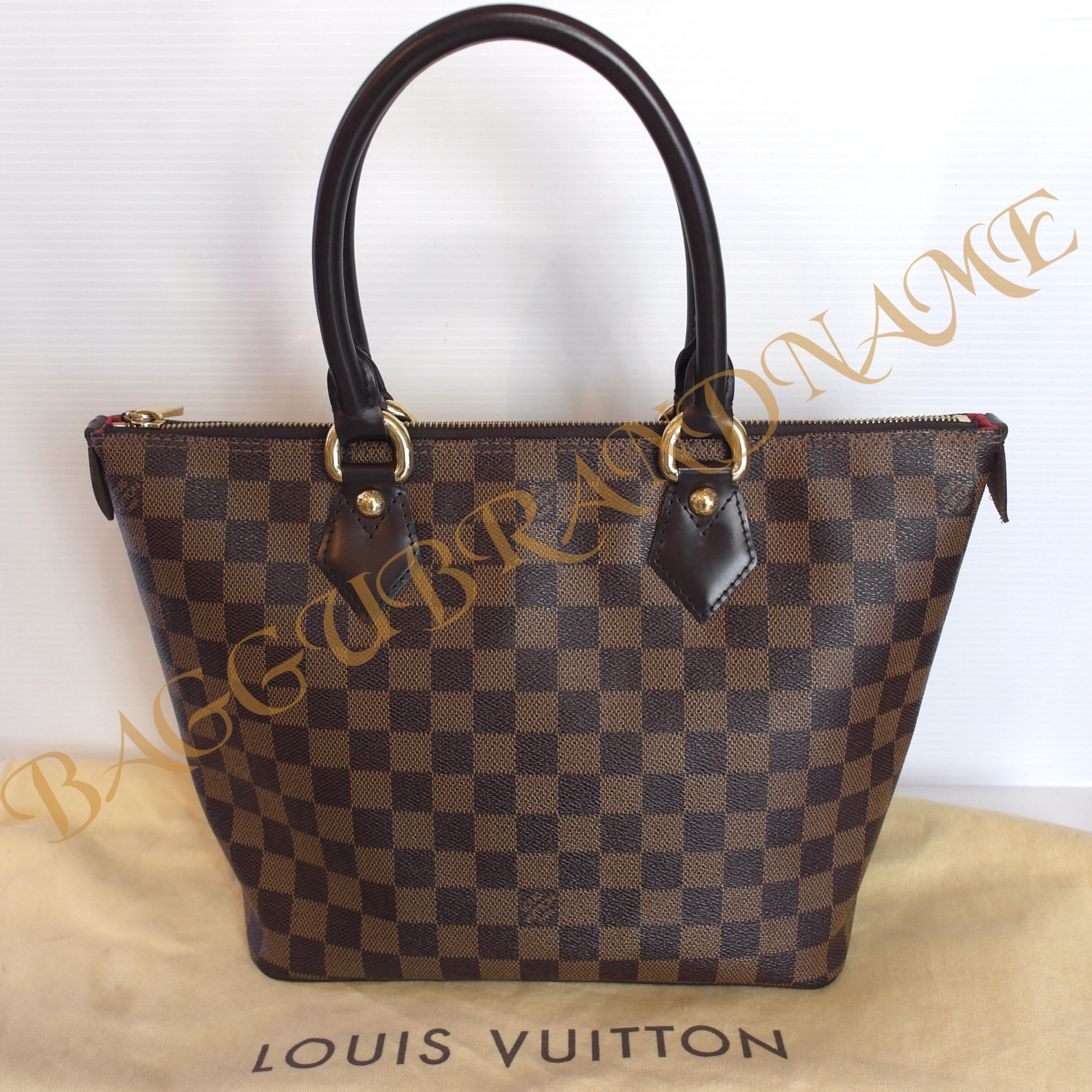 (SOLD OUT)LOUISVUITTON saleya pm damier
