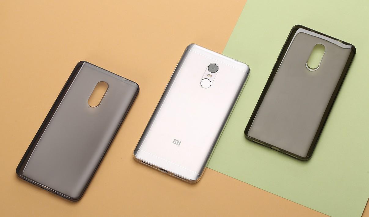 เคส Xiaomi Redmi Note 4X Original TPU Soft Case