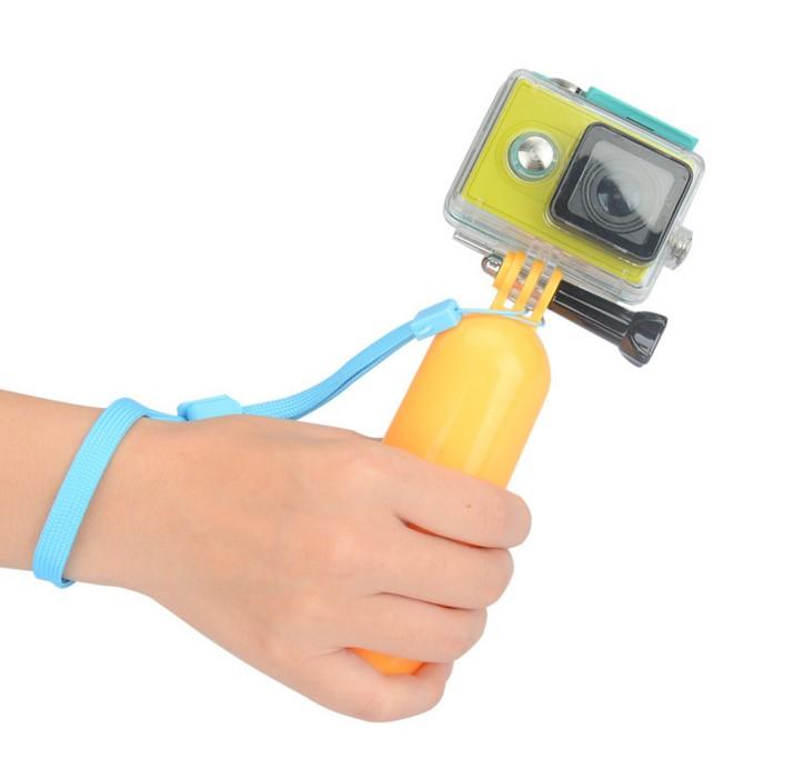Kingma ทุ่นลอยน้ำสำหรับเคสกันน้ำ Xiaomi Yi Camera