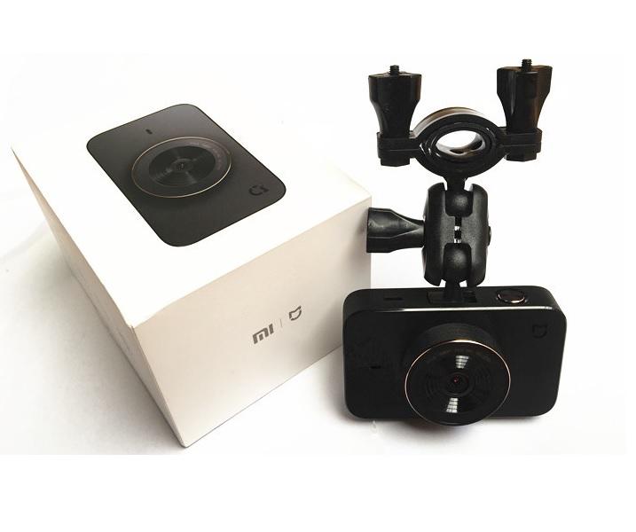 ขายึดกล้องติดรถยนต์สำหรับ Xiaomi Mijia Car Camera กับก้านกระจกมองหลัง แบบมีแกนกลาง