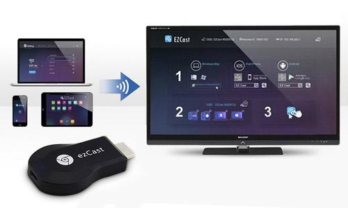 hdmi wireless เชื่อมต่อ hdmi ระหว่าง tablet กับ LED TV