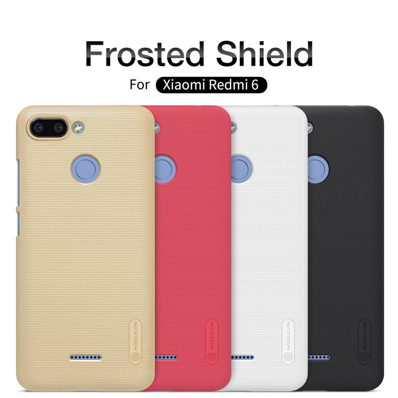 เคสมือถือ Xiaomi Redmi 6 รุ่น Super Frosted Shield