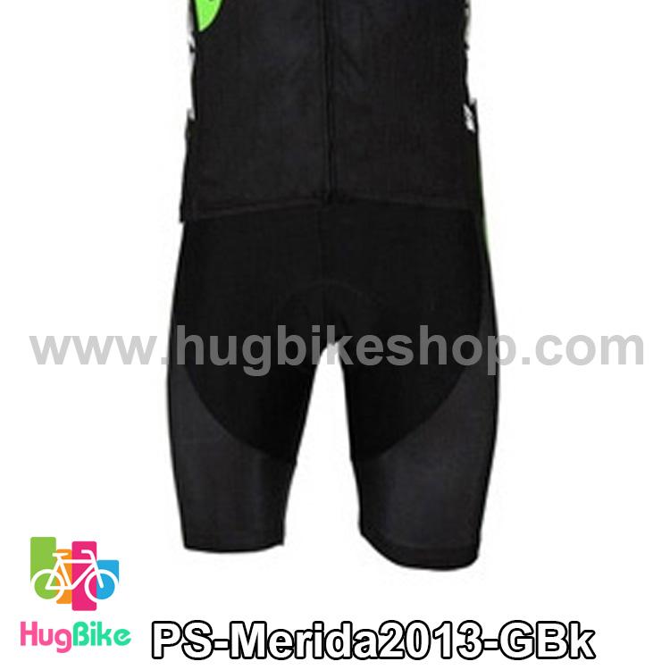 กางเกงจักรยานขาสั้นทีม Merida 14 สีดำ สั่งจอง (Pre-order)