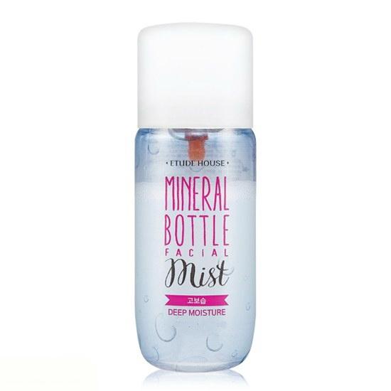 Etude House Mineral Bottle Facial Mist Deep Moisture 45ml