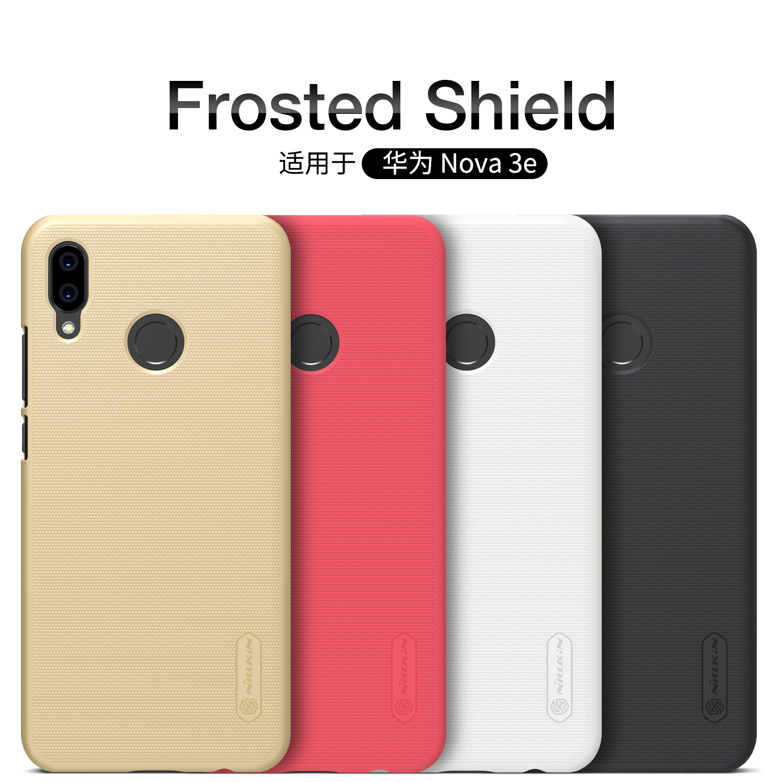 เคสมือถือ Huawei nova 3e รุ่น Super Frosted Shield