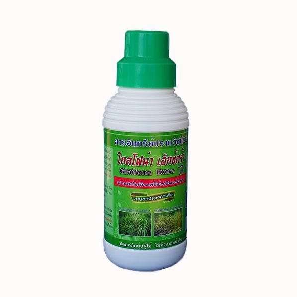 ไกลโฟน่า เอ็กตร้า สารอินทรีย์กำจัดวัชพืช