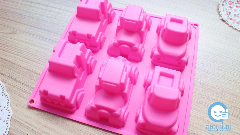 พิมพ์ขนม รถบรรทุก 110กรัม B345