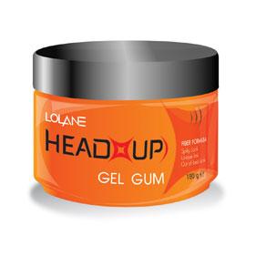 โลแลน เฮอัพ เจลกัม สูตรพิเศษ Lolane Head up Gel Gum 180 g.