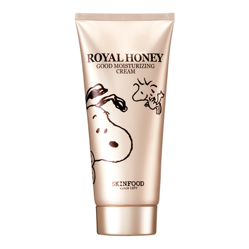 Skinfood Royal Honey Good Moisturizing Cream SNOOPY LIMITED EDITION 200ml.