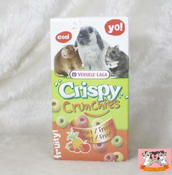 crispy crunchies ผลไม้