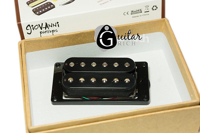 ปิ๊กอัพ ฮัมบัคเกอร์ Giovanni รุ่น GCH-2 - High Output