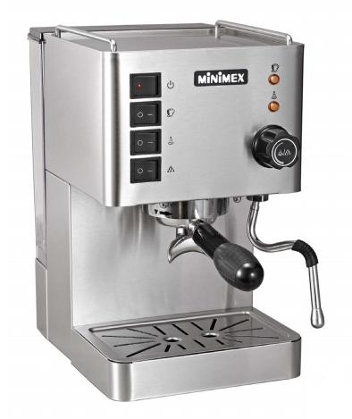 เครื่องชงกาแฟเอสเปรสโซ สำหรับร้านกาแฟ และใช้ในบ้าน MiNiMEX รุ่น SUPER RICH