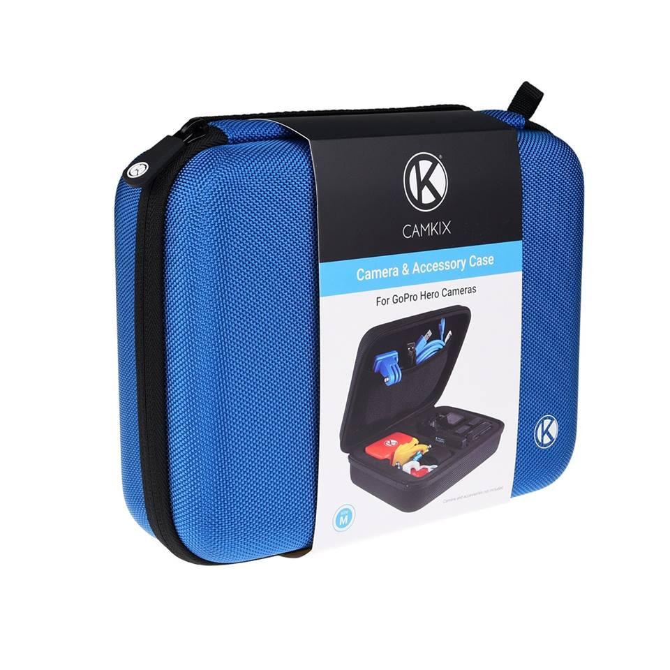 กระเป๋ากล้อง GoPro รุ่น Camkix M [น้ำเงิน] รุ่น ** Limited Edition **
