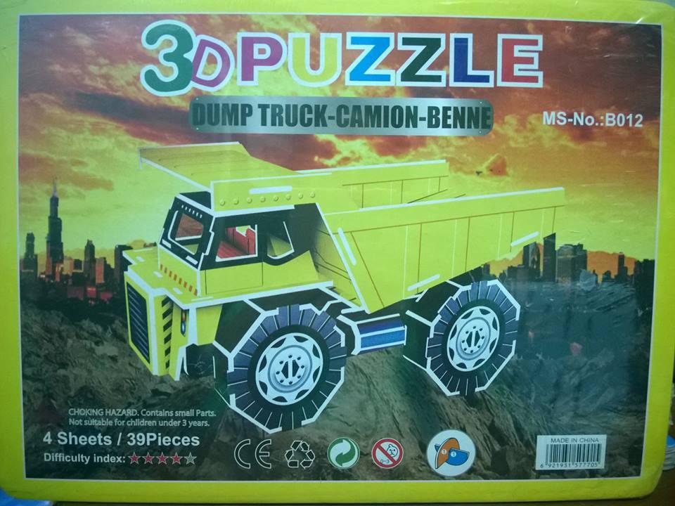 Dump Truck Camion Benne