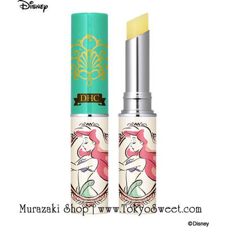 พร้อมส่ง ** DHC Lip Cream 1.5g Japan Limited DISNEY Little Mermaid สุดยอดลิปมัน ช่วยบำรุงริมฝีปากนุ่มชุ่มชื้น ไม่แห้งคล้ำ มาในลายเงือกน้อยผจญภัยสุดน่ารัก (สินค้าแกะแบ่งขายจากเซ็ต ไม่มีกล่องแพ็คเกจ แม่ค้าจะห่อบับเบิ้ลส่งให้นะคะ)