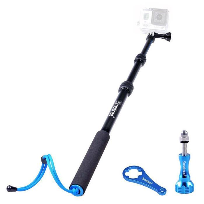 ไม้ Pole กล้อง GoPro ยี่ห้อ Smatree รุ่น S1 [ 16 - 40 นิ้ว ]
