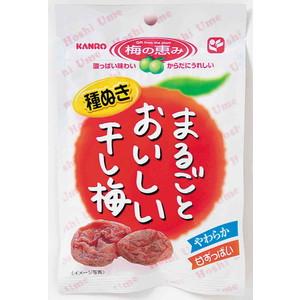 พร้อมส่ง ** Marugoto Oishii Hoshi Ume บ๊วยแห้งไร้เมล็ด หวานอมเปรี้ยว จี๊ดจ๊าด อร่อย ชุ่มคอ แถมเนื้อบ๊วยนุ่มมาก อร่อยมากๆ เลยค่ะ มาในซองซิบพกพาสะดวก 1 ห่อ บรรจุ 19 กรัม