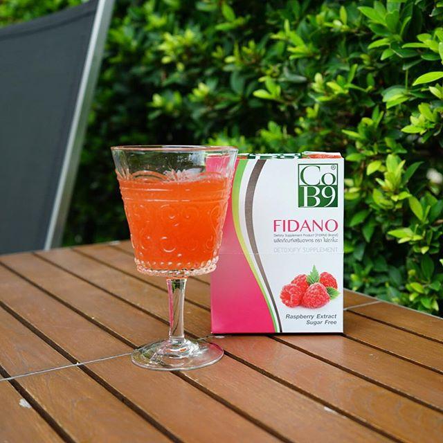 Fidano Detoxify ไฟดาโนะ ดีท็อคซ์ by Cob 9 ผลิตภัณฑ์อาหารเพื่อการล้างสารพิษ