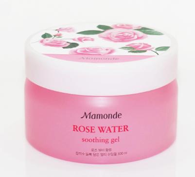 ++พร้อมส่ง++Mamonde Rose Water Multi Soothing Gel 250ml เจลบำรุงผิวจากส่วนผสมของน้ำดอกกุหลาบ 100,000 mg