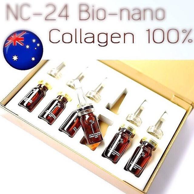 ( แบ่งขาย 1 ขวด ) NC24 Collagen เซรั่มคอลลาเจนเข้มข้น ให้ผิวอ่อนวัย จากออสเตรเลีย