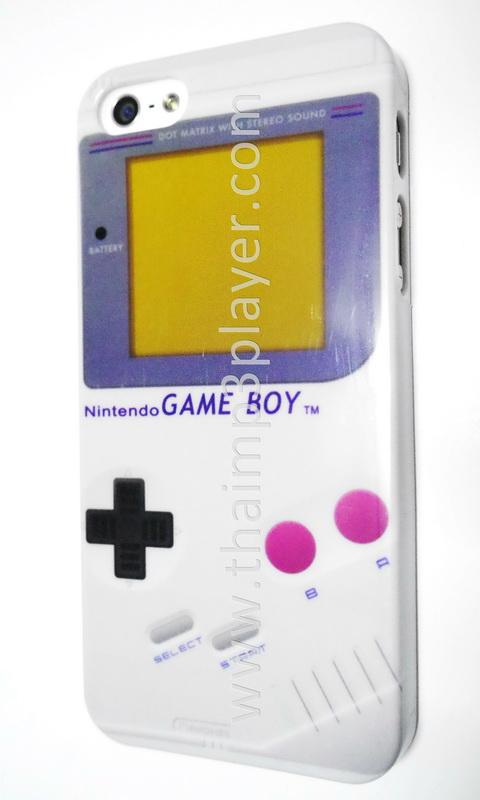 เคสมือถือ IPhone5/5S เกมส์บอย GameBoy
