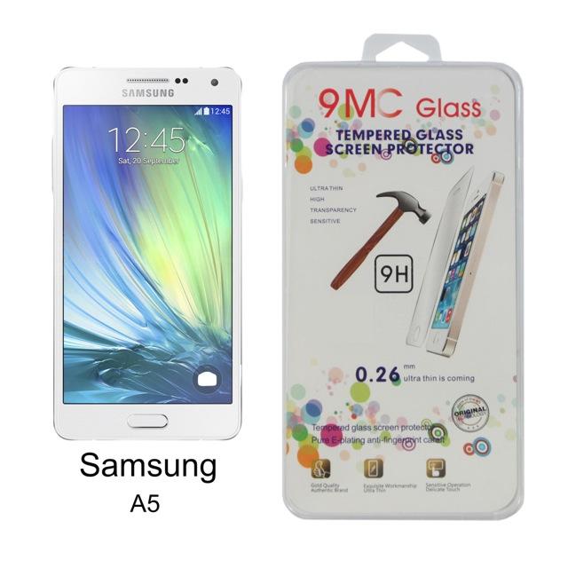 ฟิล์มกระจกนิรภัย สำหรับ Samsung Galaxy A5