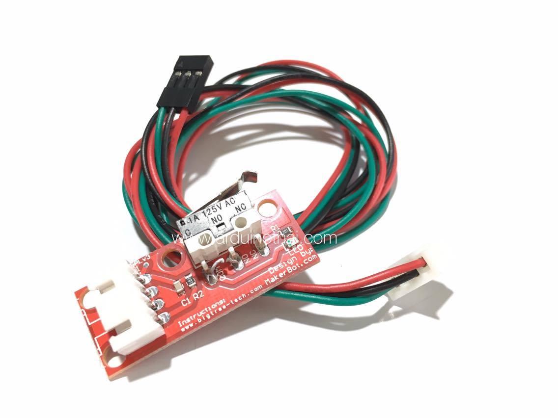 Endstop 3D mechanical limit switch module