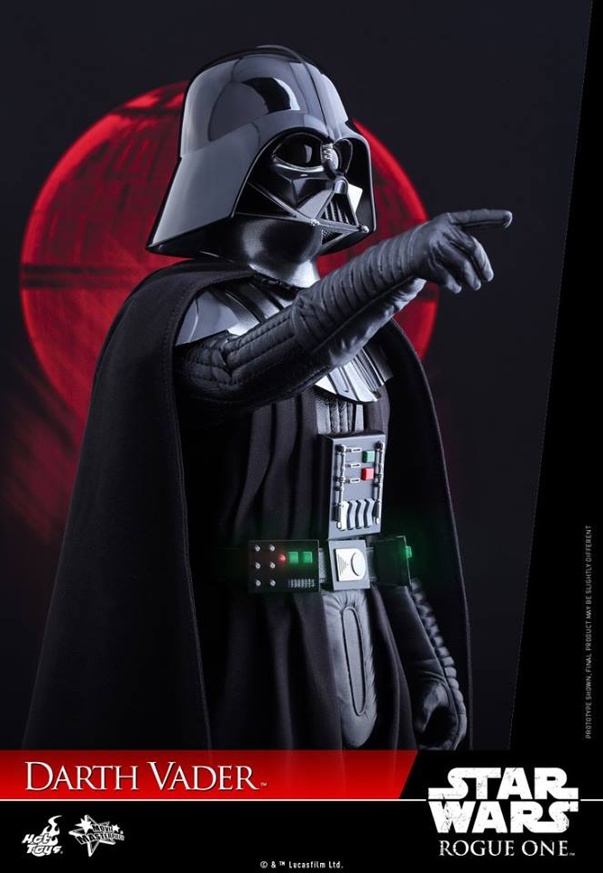 Hot Toys MMS388 Rogue One: A Star Wars Story - Darth Vader