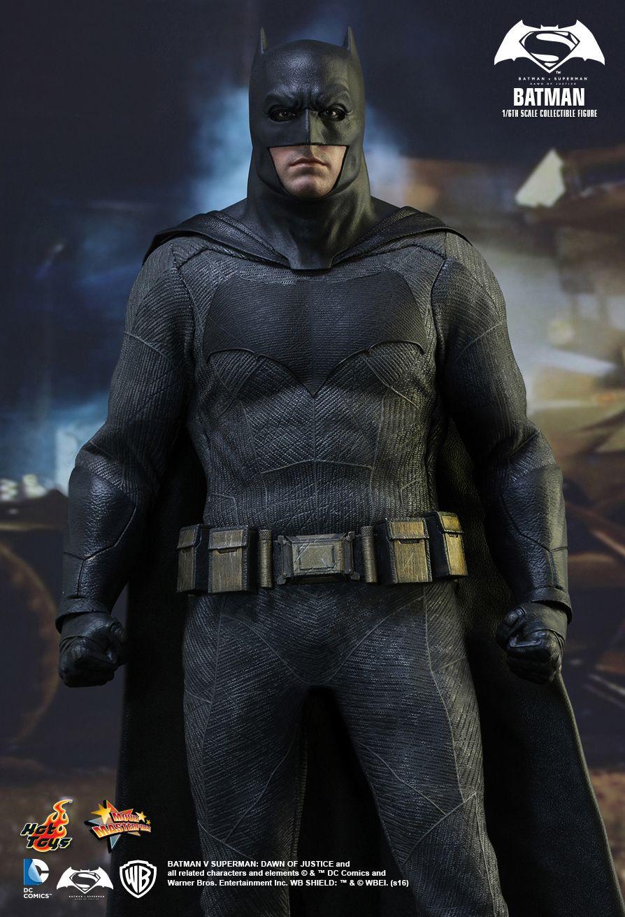 Hot Toys MMS342 BATMAN V SUPERMAN: DAWN OF JUSTICE - BATMAN