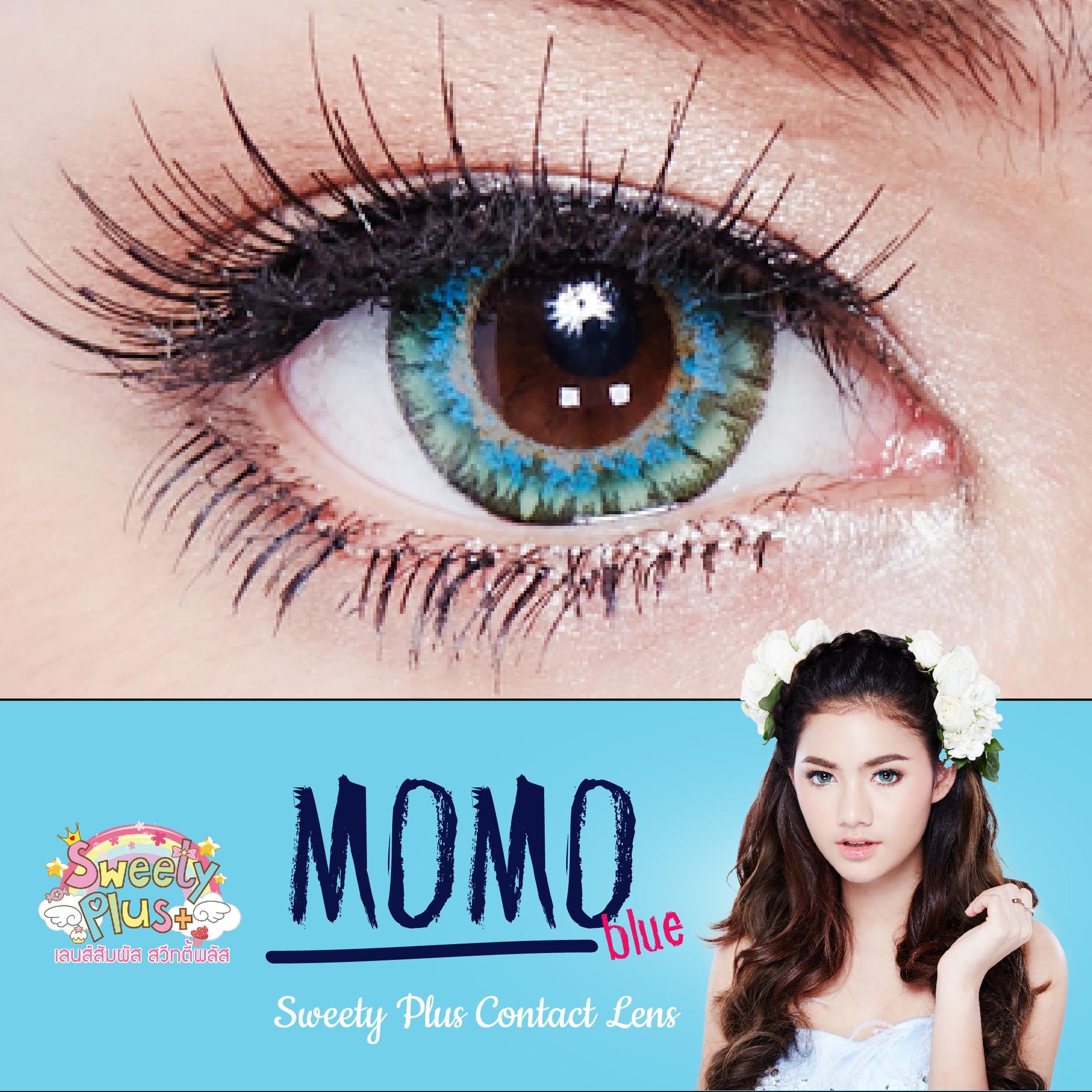 Momo - blue