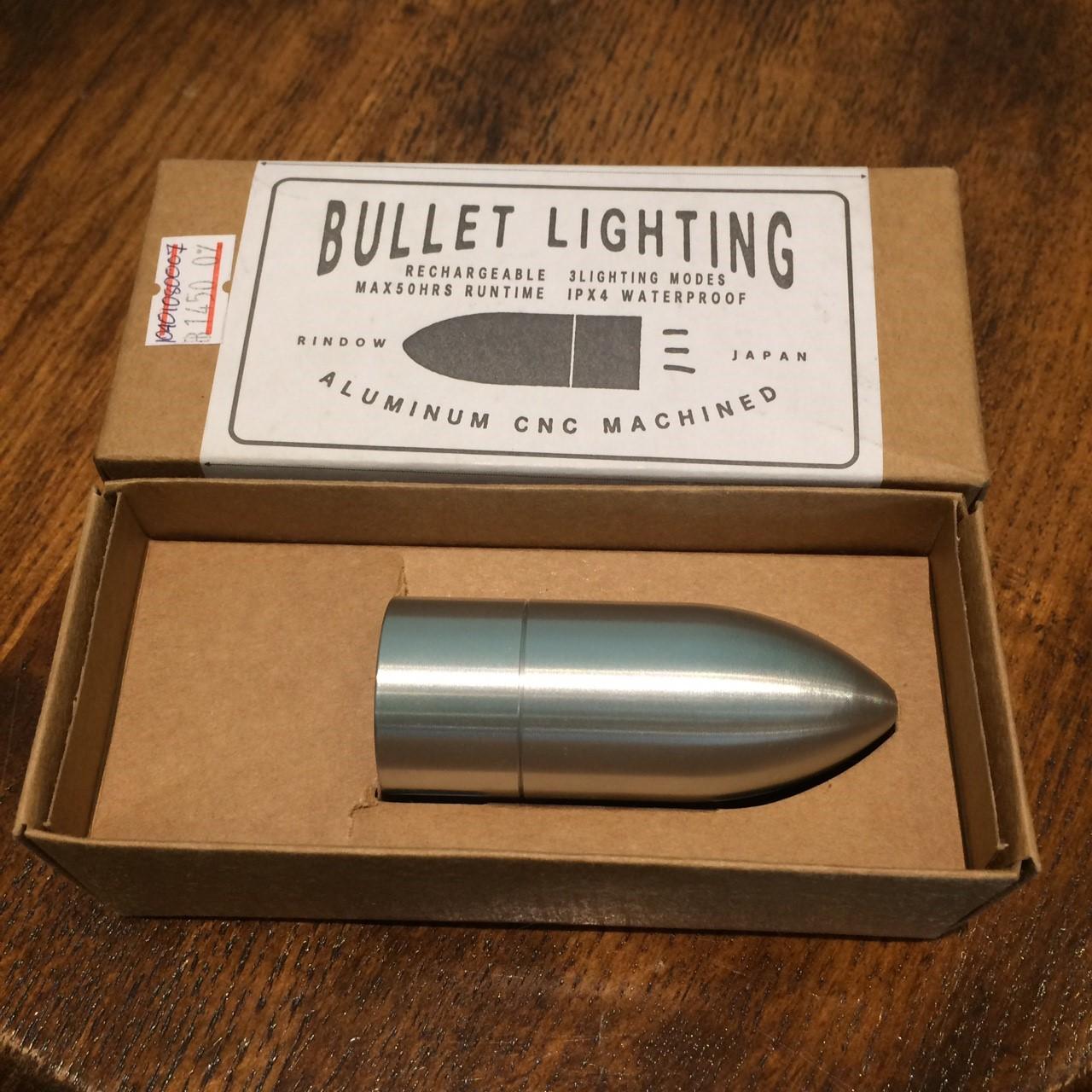 ฺ๊BULLET LIGHTING